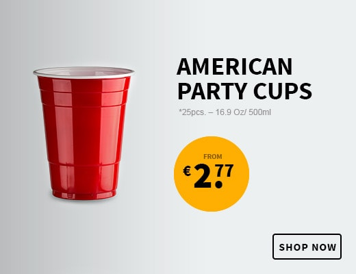 American Red Cups