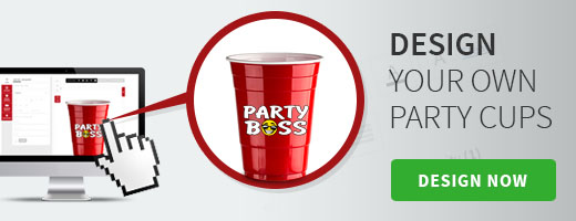 Design Your Own Party Cups