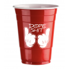 DOPE SHIT - RED CUPS (50 cups) Limited Edition