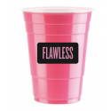 FLAWLESS - PINK CUPS (50 cups) Limited Edition