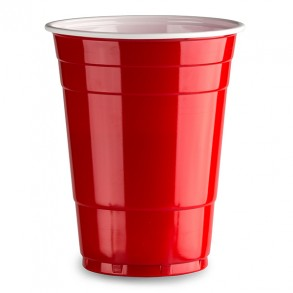 American Red Party Cups Thumbnail