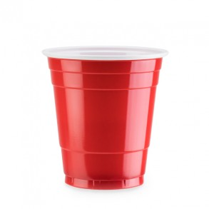 Red Cups 260ML Mini