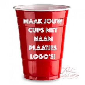 Ontwerp hier jouw Party Cups!