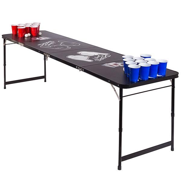 Der beste und originale Beer Pong Tisch im Dope Design!